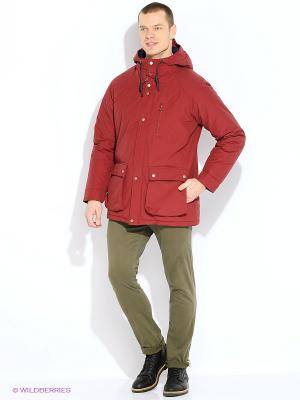 Куртка SELECTED. Цвет: красный