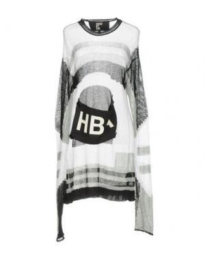 Свитер HBA HOOD BY AIR. Цвет: серый