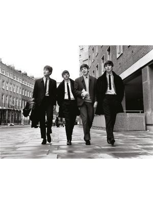 Clementoni. The Beatles Love Me Do. Пазл в тубе. Clementoni. Цвет: черный, белый, серый