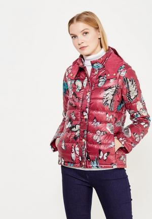 Куртка утепленная Max&Co. Цвет: розовый