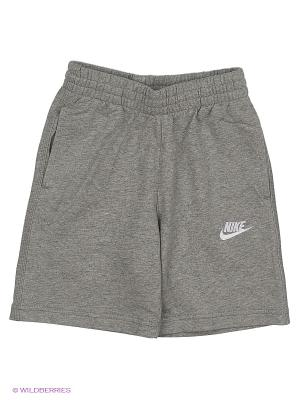 Шорты YA FRC LTWT SHORT YTH Nike. Цвет: серый