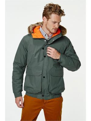 Куртка LEGACY BOMBER Helly Hansen. Цвет: серый