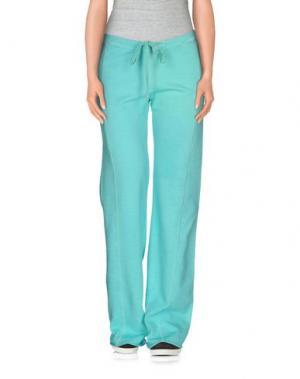 Повседневные брюки FOURMINDS. Цвет: зеленый