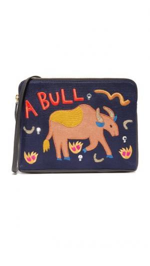 Клатч Bull Safari Lizzie Fortunato