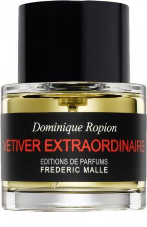 Парфюмерная вода Vetiver Extraordinaire Frederic Malle. Цвет: бесцветный