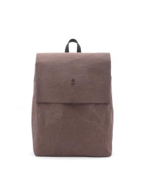 Рюкзак FUN PACK KRAFT. Цвет: коричневый
