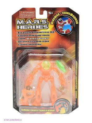 Робот-трансформер, серия Марс Hap-P-Kid. Цвет: оранжевый