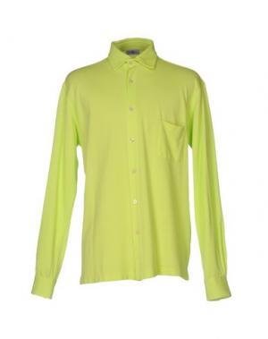 Pубашка AVON CELLI 1922. Цвет: кислотно-зеленый