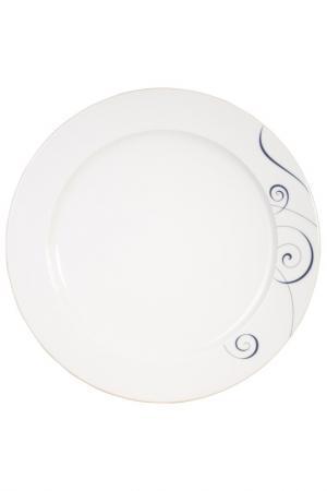 Тарелка обеденная, 28см KAHLA. Цвет: белый