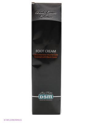 Ультра интенсивный крем для ног Black Caviar Collection, 100 мл Mon Platin DSM. Цвет: черный