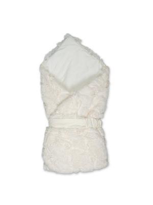 Конверт-одеяло Афина Сонный гномик. Цвет: молочный
