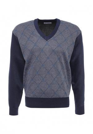 Пуловер Ming Di. Цвет: серый