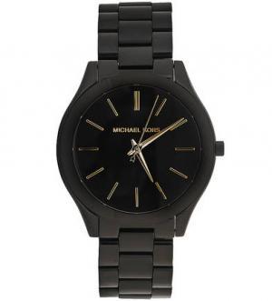 Кварцевые часы с металлическим браслетом Michael Kors