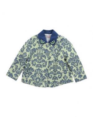 Пиджак KI6? PRETTY. Цвет: светло-зеленый
