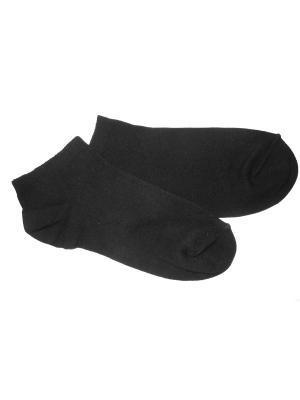 Носки Гигиена-грибок спорт SMART-TEXTILE. Цвет: черный