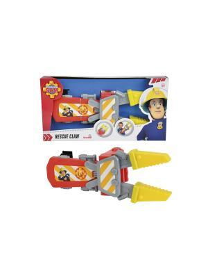 Пожарный Сэм, Игрушка спасательные ножны Simba. Цвет: красный, желтый