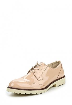 Ботинки Matt Nawill. Цвет: розовый