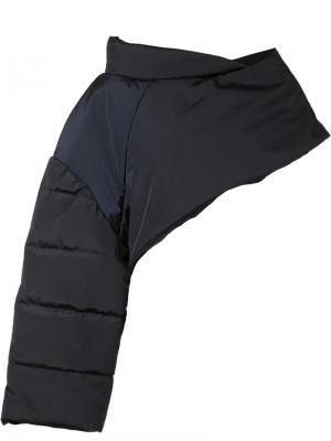 Куртка La Cape Doudoune Jacquemus. Цвет: синий
