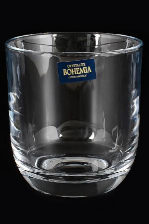 Набор стаканов 280 мл Crystalite Bohemia. Цвет: прозрачный