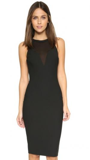 Платье Karina Elizabeth and James. Цвет: черный/черный
