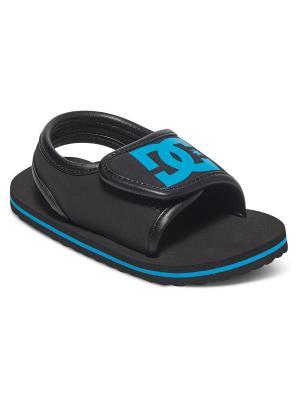 Пантолеты DC Shoes. Цвет: черный