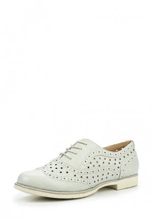 Ботинки Prendimi. Цвет: серый