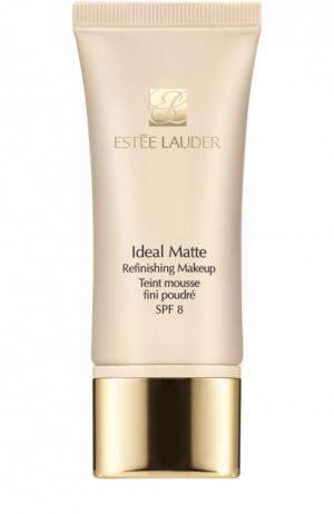 Матирующая крем-пудра Ideal Matte Refinishing Makeup Pebble Estée Lauder. Цвет: бесцветный
