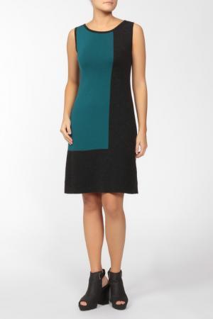 Платье Luisa Spagnoli. Цвет: серый