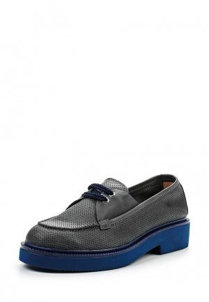Ботинки Alpino. Цвет: серый