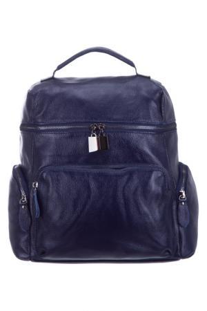 Рюкзак BAGSTONE. Цвет: синий
