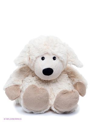 Игрушка-грелка Овечка Cozy Plush. Цвет: молочный