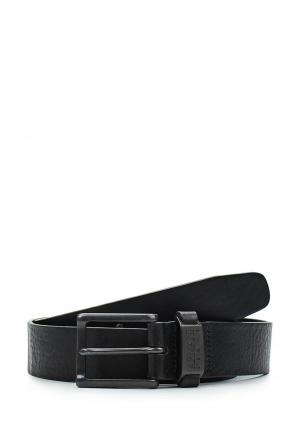 Ремень Armani Jeans. Цвет: черный