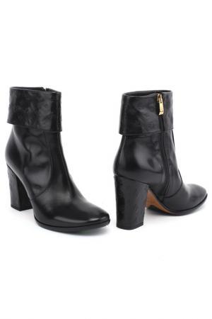 Ботинки Guido Scariglia. Цвет: черный