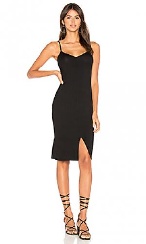 Платье kim Clayton. Цвет: черный