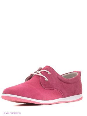 Туфли Francesco Donni. Цвет: розовый