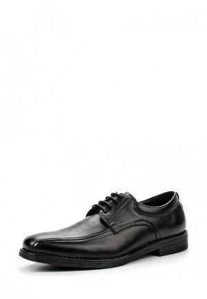 Туфли Malvern. Цвет: черный