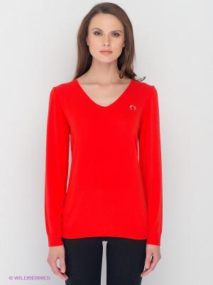 Пуловер Lisa Campione. Цвет: красный
