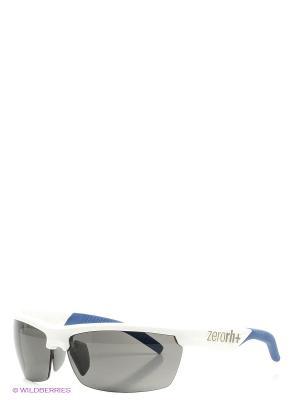 Очки солнцезащитные RH 731 25 Zerorh. Цвет: белый, синий
