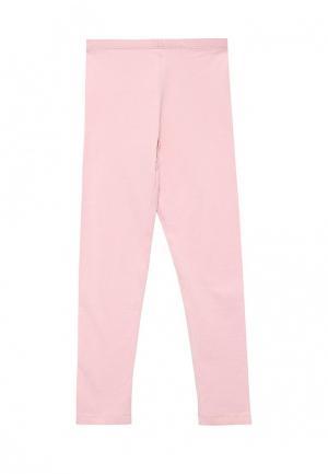 Леггинсы Sela. Цвет: розовый