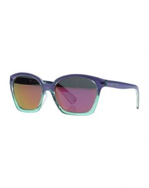Солнечные очки 55DSL. Цвет: фиолетовый