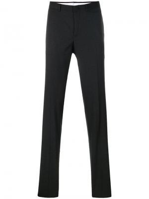Классические брюки Z Zegna. Цвет: чёрный