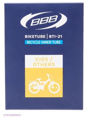 Велокамера BBB. Цвет: черный