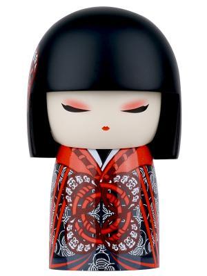 Кукла-талисман Сейко (Успех) Kimmidoll. Цвет: красный