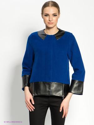 Куртка DOCTOR E. Цвет: синий, черный