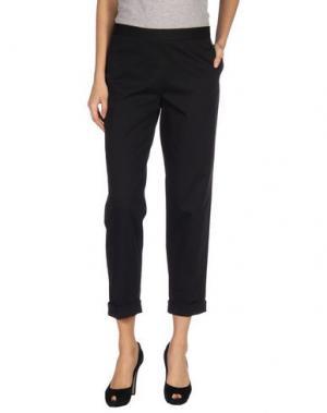 Повседневные брюки THE ROW. Цвет: черный