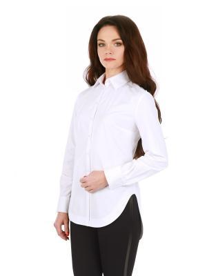 Рубашка BLAUZ. Цвет: белый