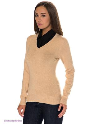 Пуловер Baon. Цвет: бежевый