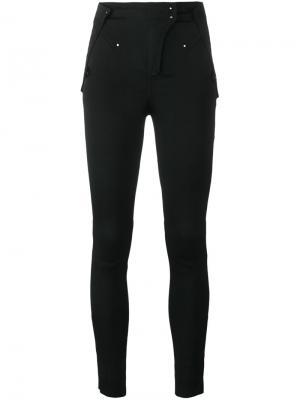 Узкие брюки Esteban Cortazar. Цвет: чёрный