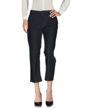 Повседневные брюки ECO. Цвет: стальной серый