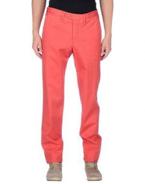 Повседневные брюки VERDERA. Цвет: коралловый
